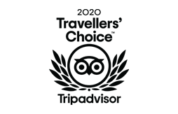 Premio Travelers Choice 2020 TripAdvisor