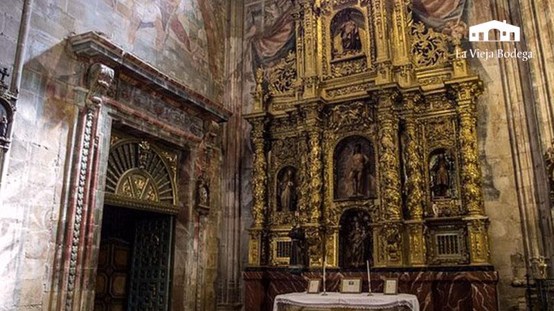 Iglesia de Nuestra Señora de la Asunción de Briones | La Vieja Bodega