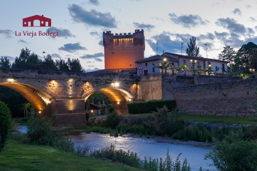 castillo curzcurrita rio tiron