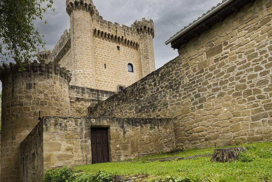 castillo de sajazarra bodega